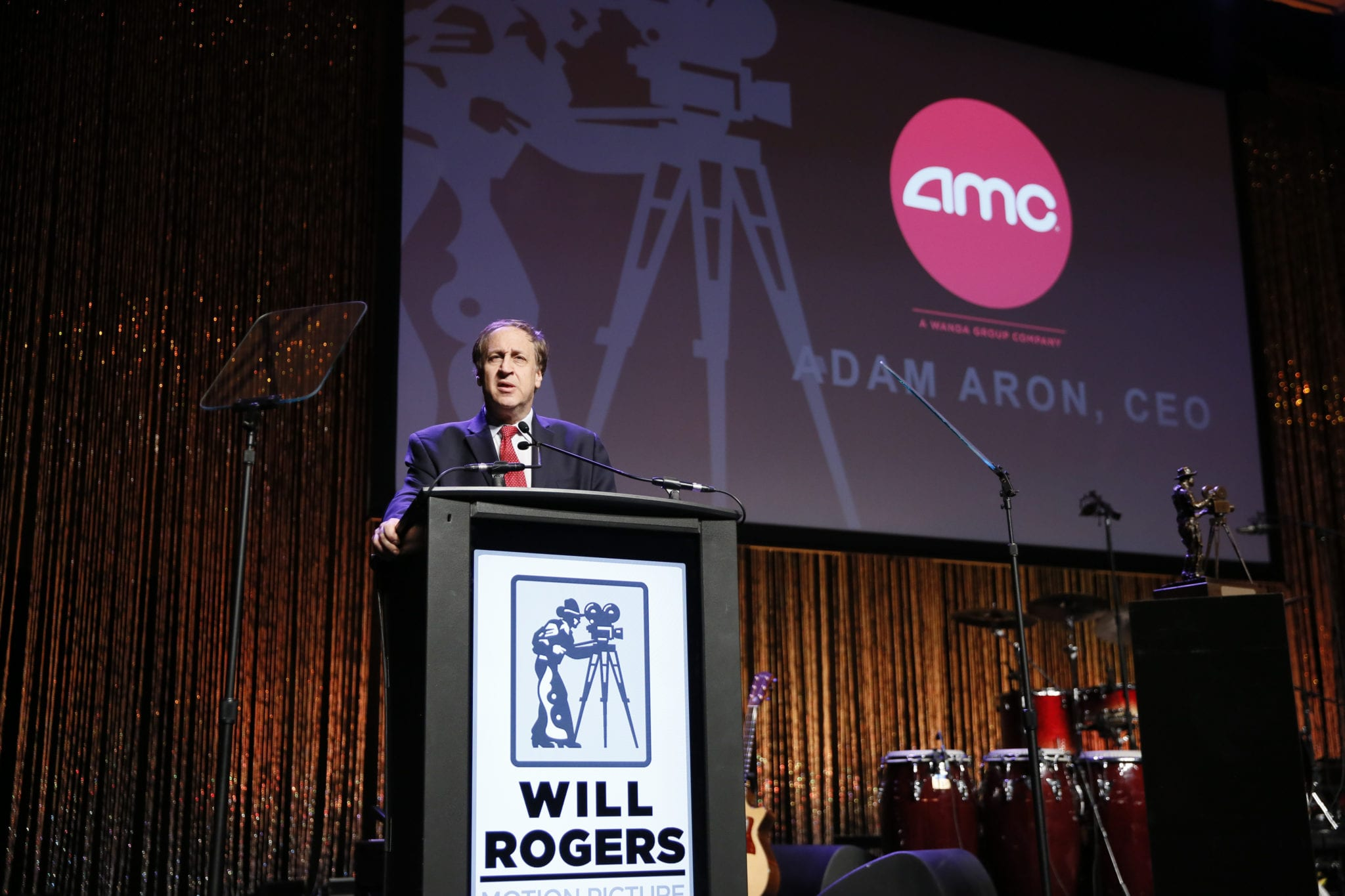 The Will Rogers Motion Picture Pioneers Dinner Honoring Tom Cruise