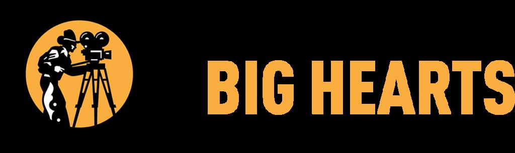 Big Screens Big Hearts Logo